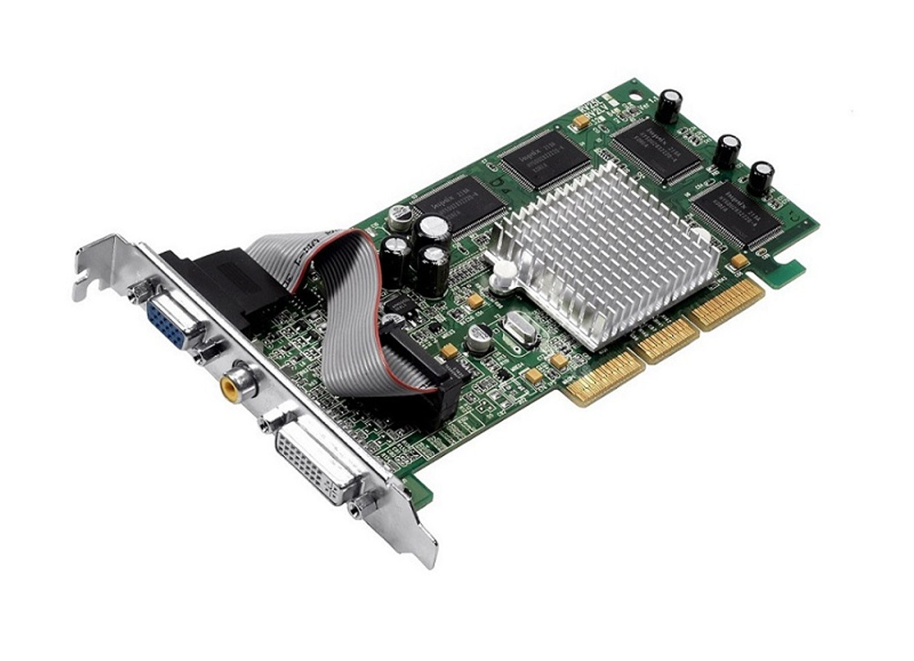 CG129 - Dell 512MB nVidia Quadro FX2500 Video Graphics Card for Inspiron  9400, XPS M1710 M90
