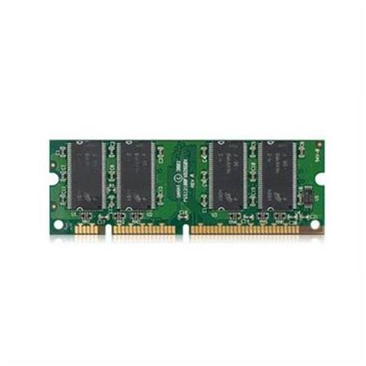097S03380 - Xerox 128MB PC2700 DDR-333MHz non-ECC Unbuffered CL2.5 200-Pin SoDimm Memory Module For Phaser 8860MFP