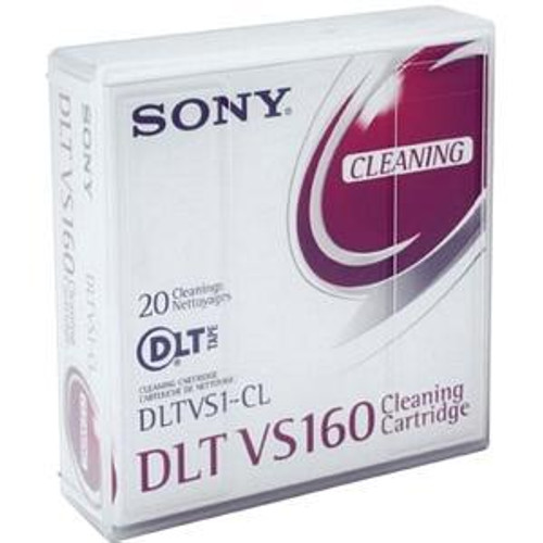 DLTVS1-CLN - Sony DLT-VS1 Cleaning Cartridge - DLT
