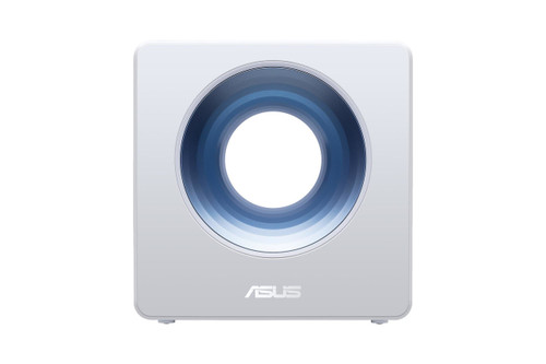 ASUS Blue Cave Dual-band (2.4 GHz / 5 GHz) Gigabit Ethernet Blue, White wireless router