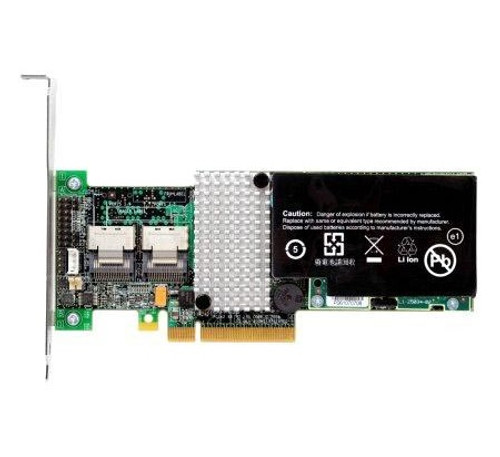 00D7082 - IBM ServeRAID M1015 PCI-Express SAS/SATA 6Gbps RAID Controller