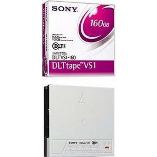 DLTVSCL - Sony DLT VS1 Cleaning Cartridge - DLT DLTtape VS1 - 1 Pack