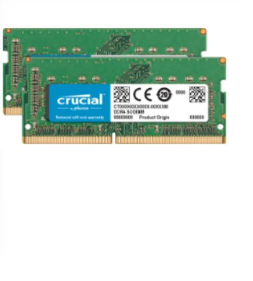 Crucial 16GB DDR4-2400 16GB DDR4 2400MHz memory module