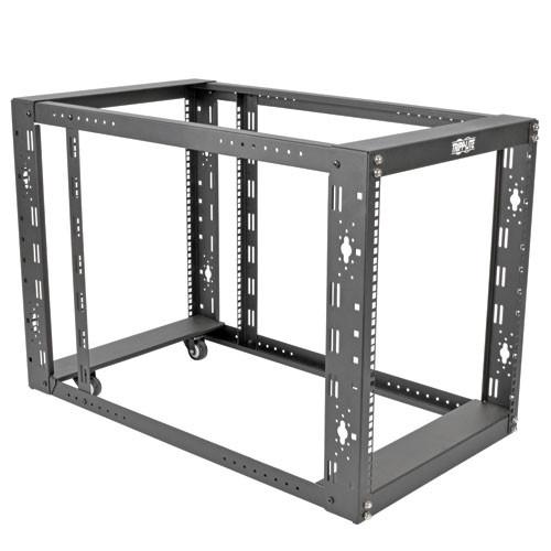 Tripp Lite SR12UBEXPNDKD Freestanding rack 12U Black rack