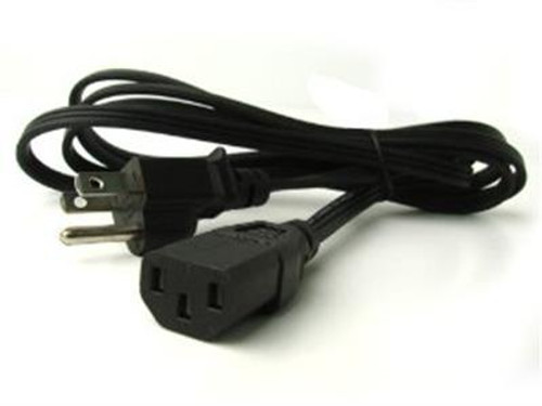 05120P - Dell 6FT 125V AC 10A FM-008 Power Cord