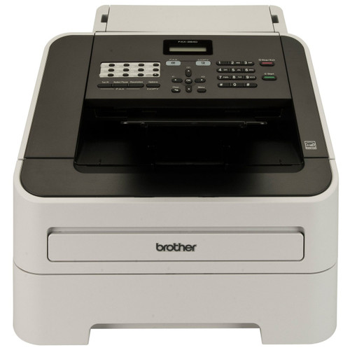 Brother FAX-2840 Laser 33.6Kbit/s A4 Black,Grey fax machine