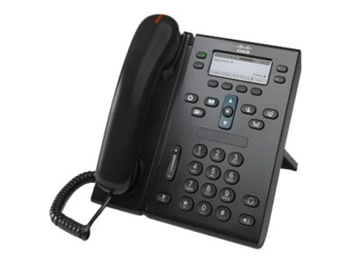 Cisco Unified IP Phone 6945 Standard-VoIP Phone Multiline Charcoal
