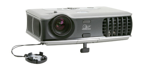 3400MP - Dell XGA (1024 X 768) 3400MP DLP Projector 1500 Ansi Lumens (Refurbished)