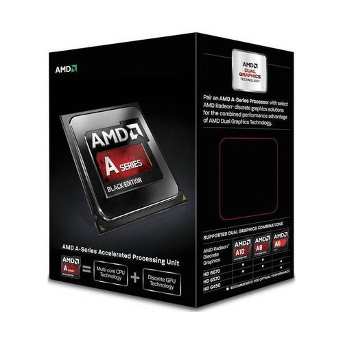 AMD A6-7400 Dual-Core APU Kaveri Processor 3.5GHz Socket FM2+,