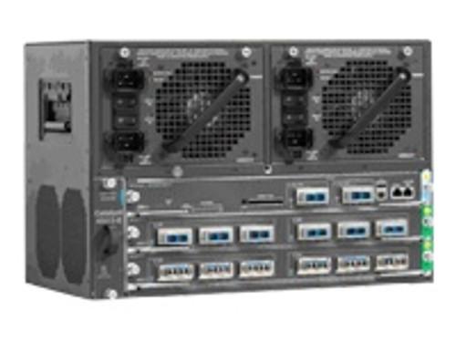 Cisco Catalyst 4503-E Switch Rack-mountable PoE