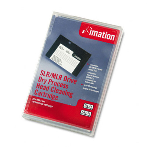 Imation 12094 SLR/MLR Dry Process Cleaning Cartridge
