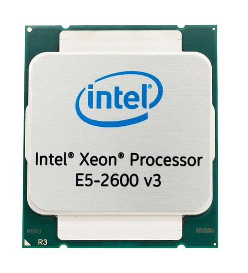 00AE689 - IBM Intel Xeon 8 Core E5-2630V3 2.4GHz 20MB L3 Cache 8GT/S QPI Speed Socket FCLGA2011-3 22NM 85W Processor