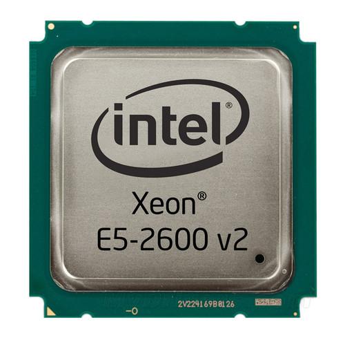 00AE512 - IBM Intel Xeon 10 Core E5-2658V2 2.4GHz 25MB SMART Cache 8GT/S QPI Socket FCLGA-2011 22NM 95W Processor