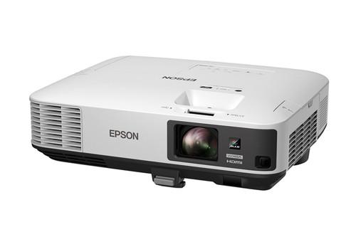 Epson PowerLite 2165W Desktop projector 5500ANSI lumens 3LCD WXGA (1280x800) Black,White data project