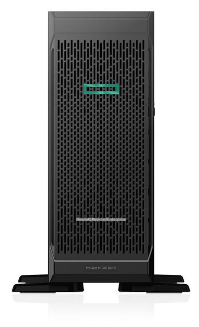 Hewlett Packard Enterprise ProLiant ML350 Gen10 2.1GHz 4110 800W Tower (4U) server