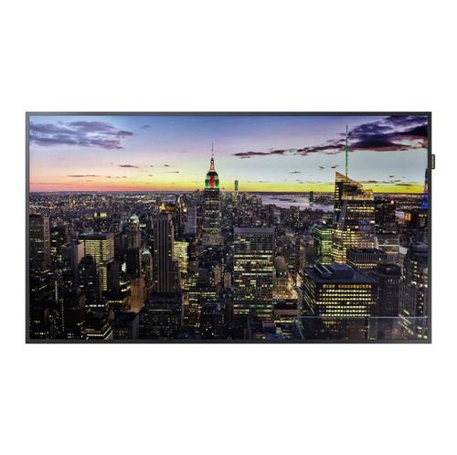 Samsung QM65H 65 inch 4000:1 8ms DVI/HDMI/DisplayPort/RJ45/USB LED LCD Monitor, w/ Speakers (Black)