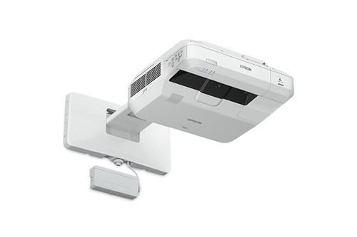 Epson BrightLink Pro 1470Ui Wall-mounted projector 4000ANSI lumens 3LCD WUXGA (1920x1200) White data