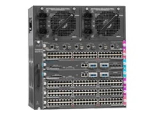 Cisco Catalyst 4507R-E Switch Rack-mountable 10U