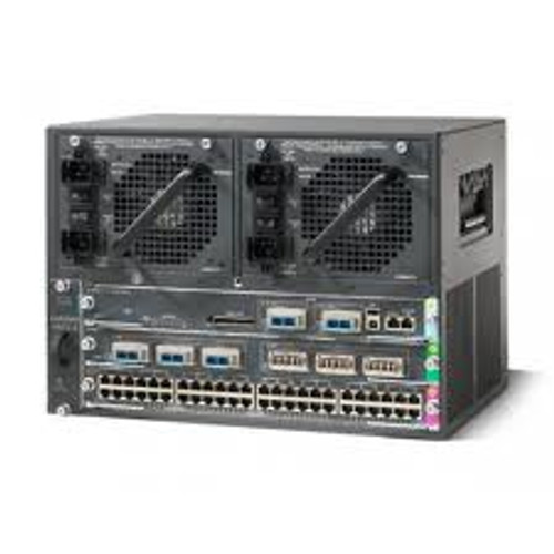 Cisco Catalyst 4503-E Switch Chassis 2 x Line Card