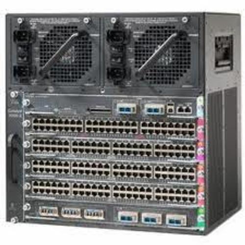 Cisco Catalyst 4510R Switch Rack-mountable 14U