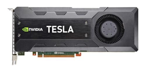 00FL133 - IBM nVidia Tesla K40 12GB Active Cooling GPU Processing Unit Card