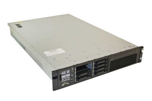 AM451A - HP ProLiant DL980 G7 CTO Chassis with No Cpu, No Ram, Integrated ATI Es1000 Graphics, Smart Array P410i with 512MB Fbwc, 4x Gigabit Ethernet ,4x 1200w Ps, Rack 8u-8way Server
