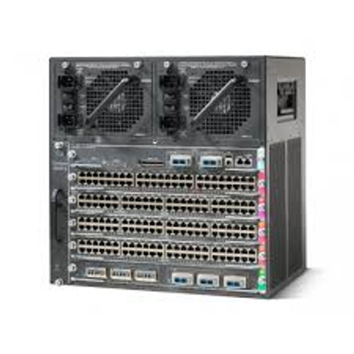 Cisco Catalyst 4506-E Switch 96 Ports Managed Rack-mountable
