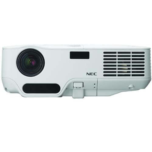 NP4100W-07ZL - NEC Display NP4100W-07ZL Multimedia Projector with VUKUNET free CMS 1280 x 800 WXGA 38.58lb 3Year Warranty (Refurbished)