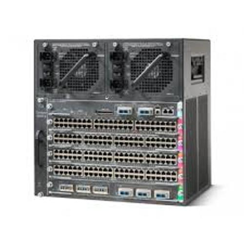 Cisco Catalyst 4506-E Switch Rack-mountable PoE
