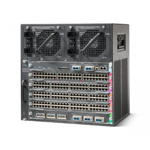 Cisco CAT4506 Bundle 1X1000AC 1XS4-1x WS-X4306-GB 1X4402-50
