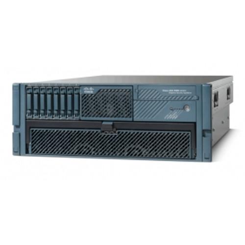 Cisco ASA 5580-40 Firewall Edition 8 Gigabit Ethernet Bundle - security appliance