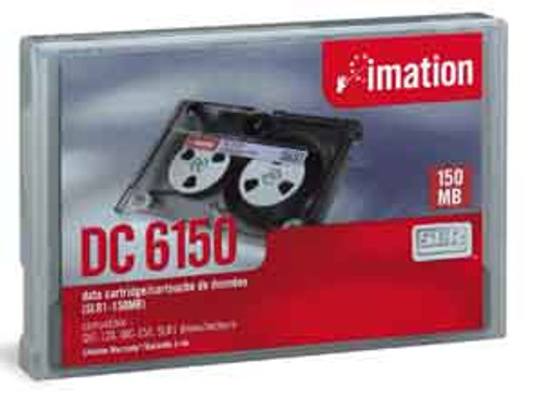 Imation 46155 QIC DC6150 1/4 in. 150MB Backup Tape -  Pack