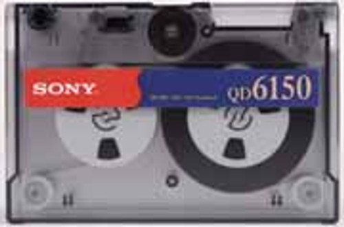 Sony QD6150N  QIC DC6150 1/4 in. 150MB Backup Tapes -  Pack