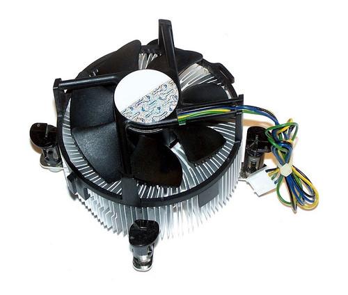 J6KH0 - Dell Heatsink with Fan Assembly