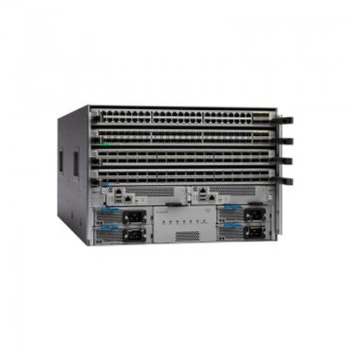 N9K-C9504 - Cisco Nexus 9000 Series