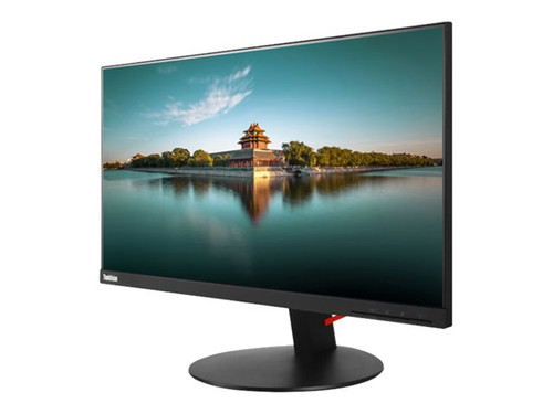 "Lenovo ThinkVision T24i-10 23.8"" Full HD LED LCD Monitor - 16:9 - Black"