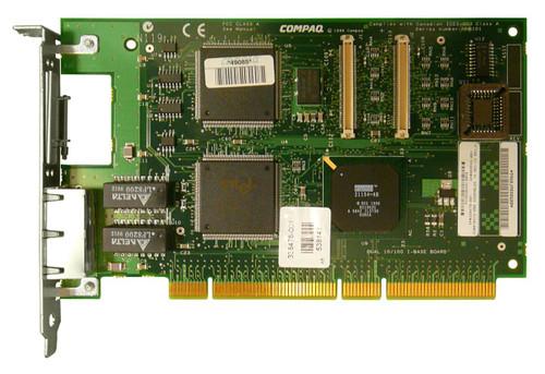 009542-003 - HP NC3134 PCI-X 64-Bit 10/100Base-T Dual Port Fast Ethernet Network Interface Card (NIC)