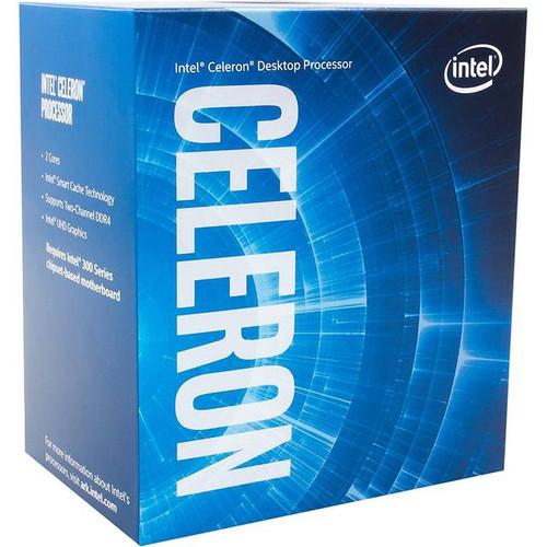 Intel Celeron G4900 Dual-Core Coffee Lake Processor 3.1GHz 8.0GT/s 2MB LGA 1151 CPU,