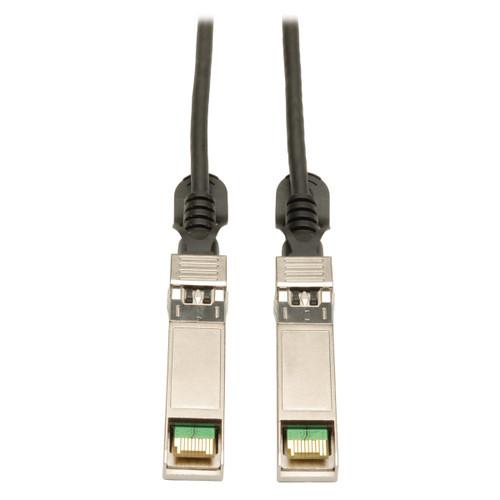 Tripp Lite N280-02M-BK 2m Black networking cable