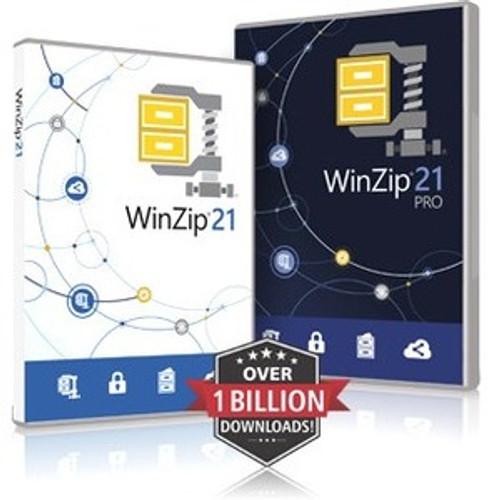 WinZip WZ21PROMLDVD