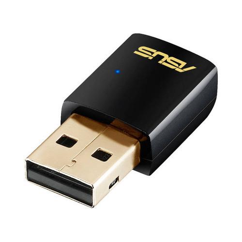 Asus USB-AC51 Dual-Band Wireless-AC600 Wi-Fi Adapter