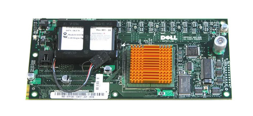 0007F134 - Dell PERC3/DI SCSI RAID Controller Card with 128MB Cache for PowerEdge 1650