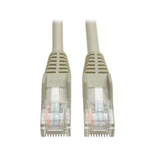 Tripp Lite N001-200-GY 60.96m Cat5e U/UTP (UTP) Grey networking cable