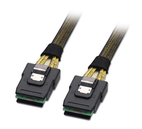 00D5239 - IBM 6m MiniSAS to MiniSAS SAS Cable SAS 19.69 ft Mini-SAS Mini-SAS