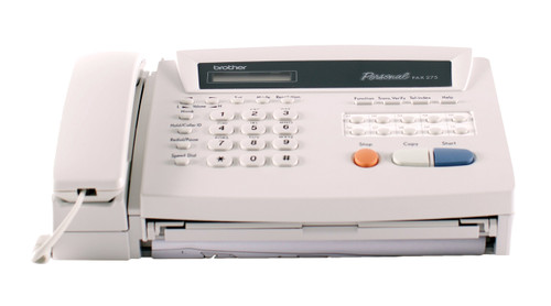 Brother FAX-275 Thermal 9.6Kbit/s White fax machine