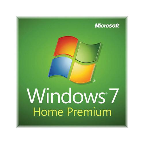 Microsoft Windows 7 Home Premium 32-bit English Edition(3-Pack,Refurbisher), OEM