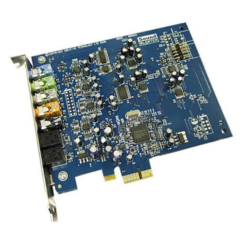 SB1040 - Dell Sound Blaster SBX3 X-Fi Extreme 7.1 PCI-Express Multimedia Sound Card