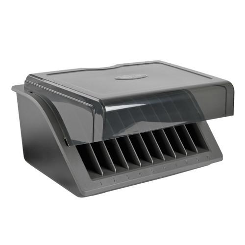 Tripp Lite CSD1006AC Desktop mounted Black charging station organizer
