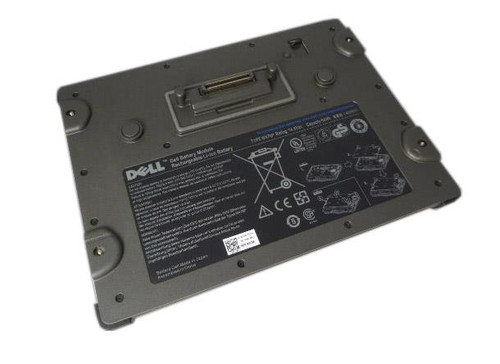 W476P - Dell 9-Cell 84WHr 14.8V Battery for E6400