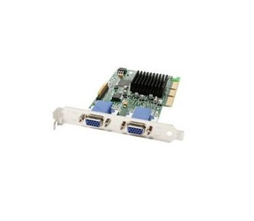 0608UX - Dell Matrox G450 32MB AGP Dual VGA Connector